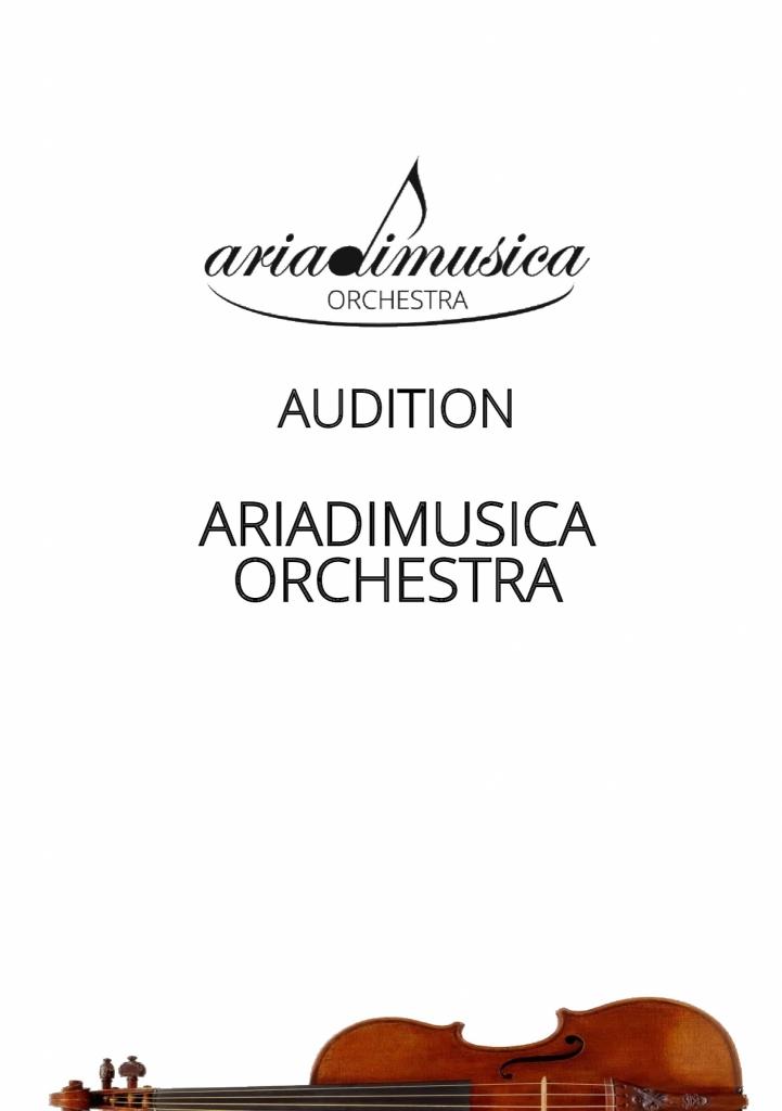 SCOPRI I PRIMI 9 TUTORS DEL PROGETTO ARIADIMUSICA ORCHESTRA!