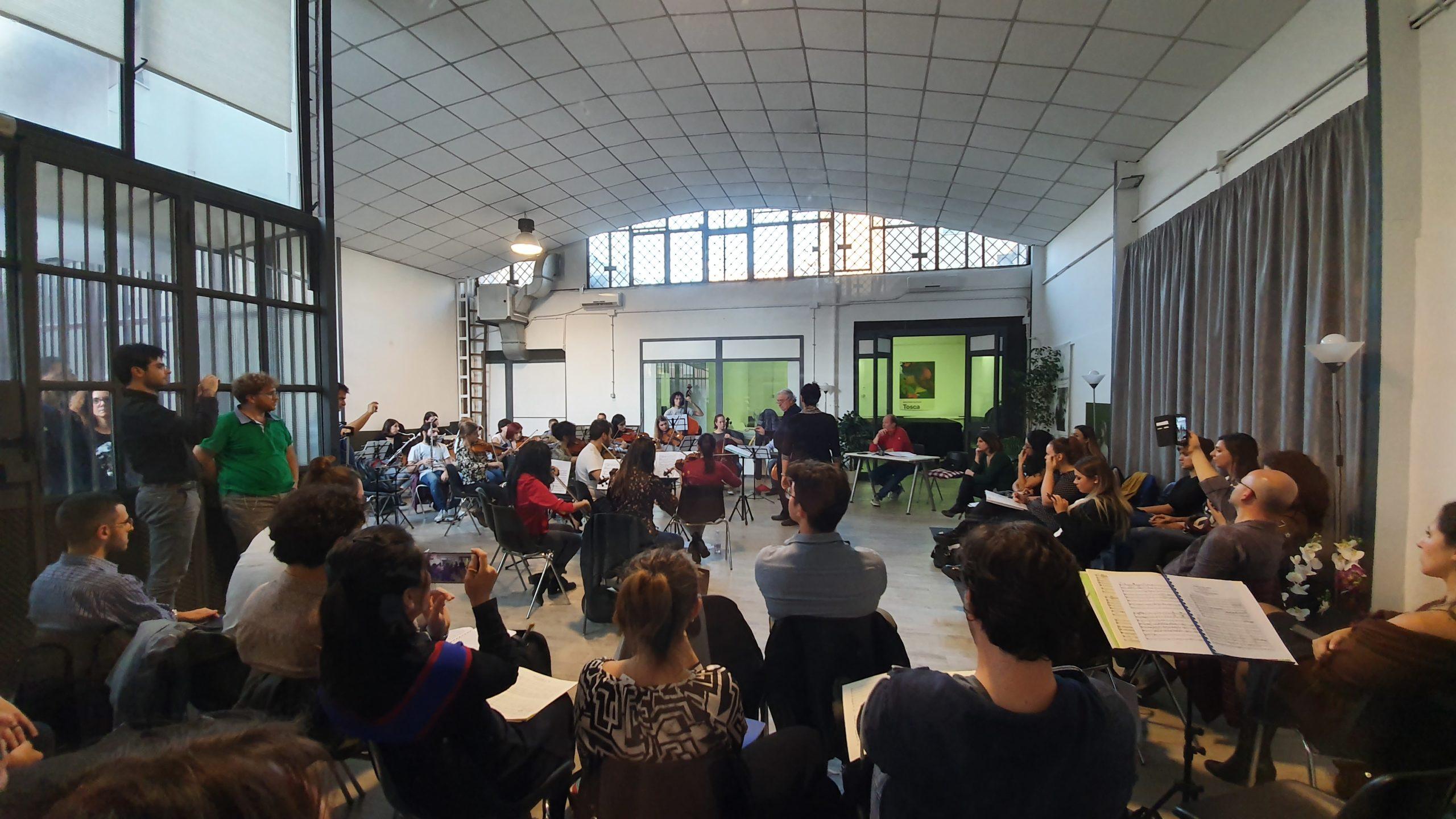 Opera! Il Maestro Donato Renzetti e il nuovo progetto di alta formazione per direttori d'orchestra e cantanti lirici