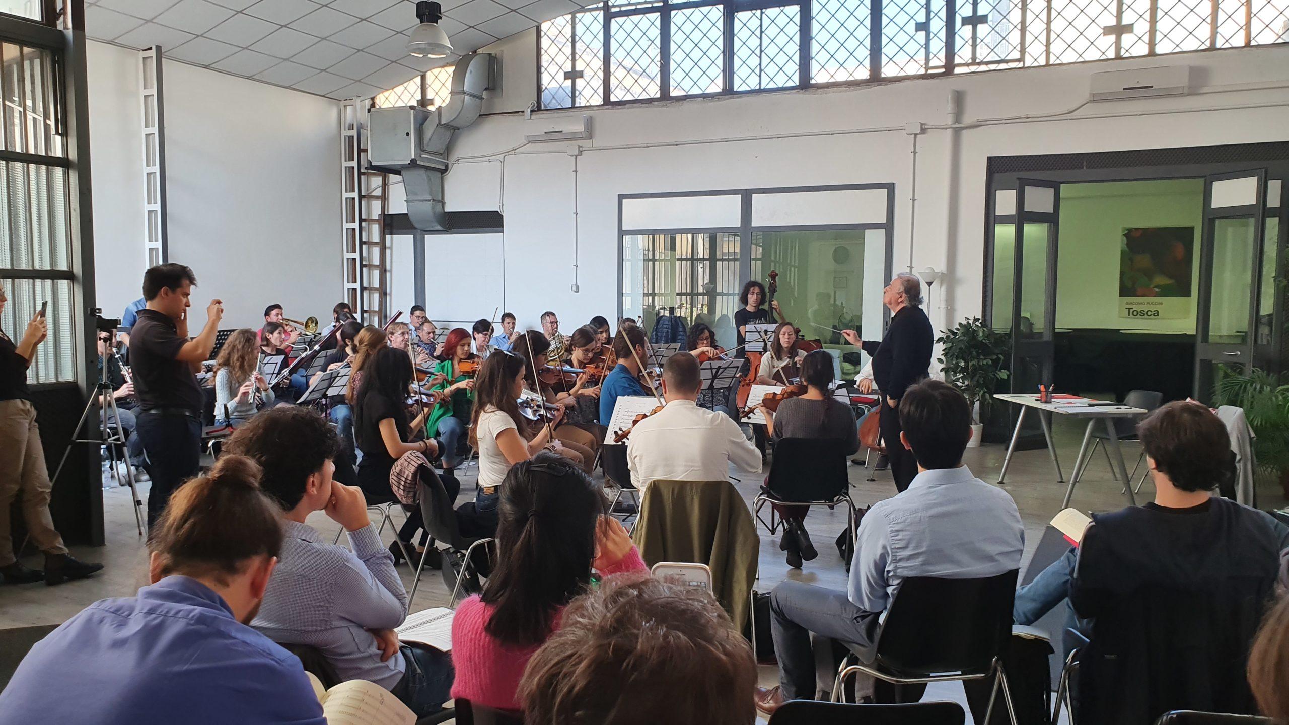 Rimodulato il corso Opera! Le Nozze di Figaro K492 per direttori d'orchestra e cantanti lirici tenuto dal M° Donato Renzetti