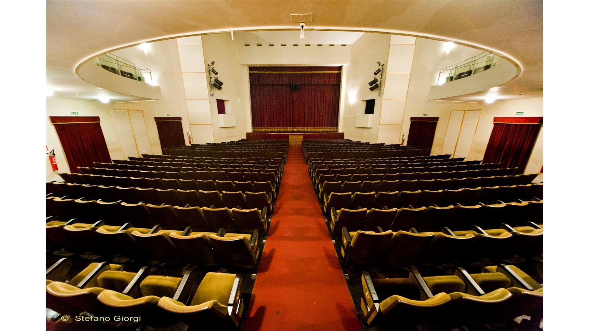 4 Concerti Sinfonici al Teatro Italia di Roma